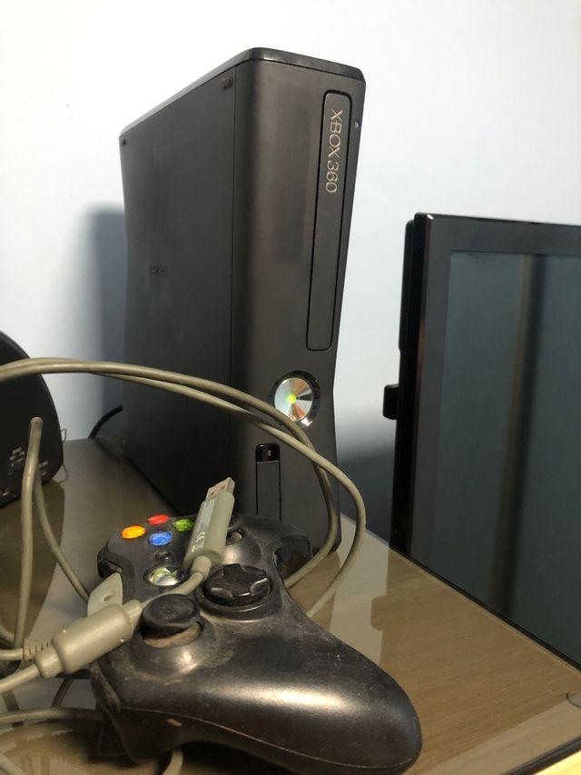 Xbox 360 con + de 50 juegos OFERTA!!!!