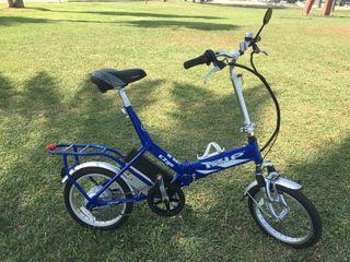 Bici eléctrica BATERÍA NUEVA!!!