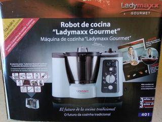 Robot cocina tipo Thermomix