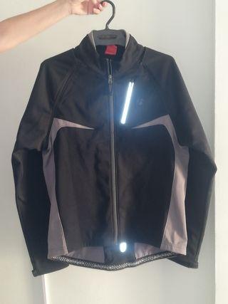 chaqueta térmica de ciclismo 2xl