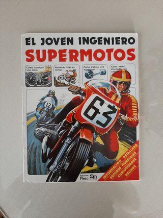 Libro El joven Ingeniero Supermotos