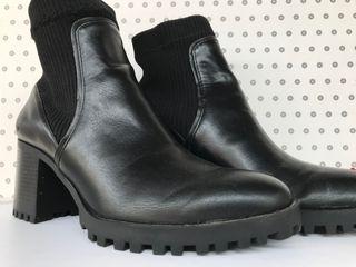 Botines Tobilleros Zara
