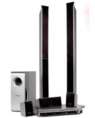 Home Cinema Panasonic SC-HT540 nuevo a estrenar