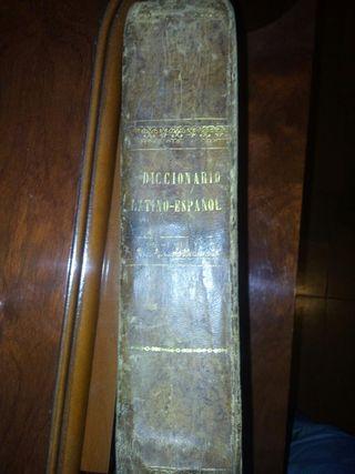 Latino-Español 1863 .