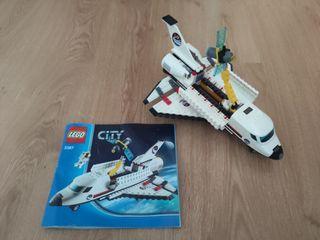 Lanzadera espacial lego city 3367