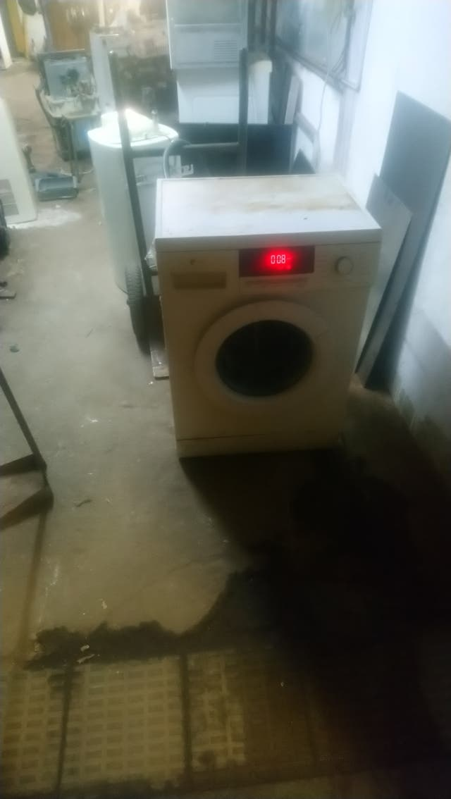 lavadora artron