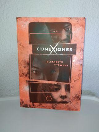"""""""CONEXIONES"""" novela juvenil de Elizabeth Stewart"""