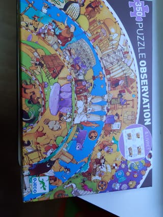 puzzle historia 350 piezas