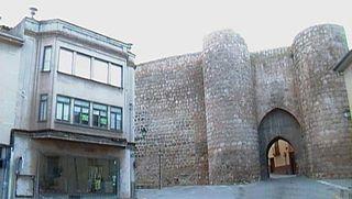 Edificio a reformar en Almazan