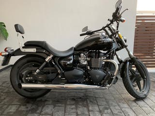 Triumph Speedmaster 865 cc A2 ¡¡FINANCIABLE!!