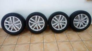 """Llantas Volkswagen 16"""""""