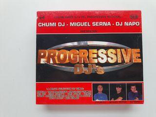 CD PROGRESSIVE DJ
