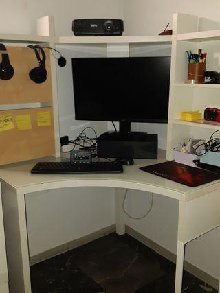mesa despacho escritorio ikea