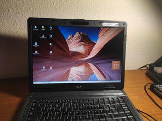portátil Acer Extensa 5620 (sin cargador)
