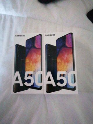 Samsung Galaxy A50. Nuevos. 128GB. Libres