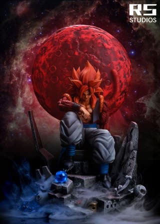 RS Studio - Gogeta SS4 - Dragon Ball GT
