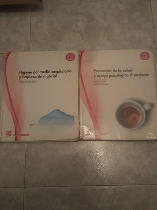 Libros de grado medio