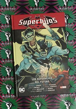 SUPERHIJOS 3 LOS SUPER HIJOS DEL FUTURO