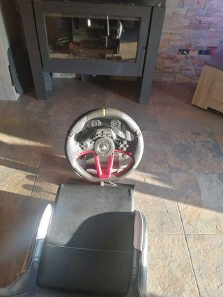 Playseat más volante y pedales