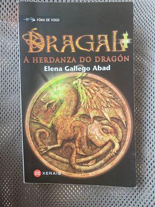 """Libro """"dragal"""" parte 1"""