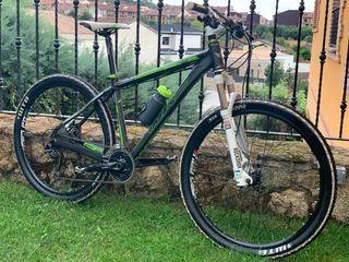 Bicicleta WRC 27,5