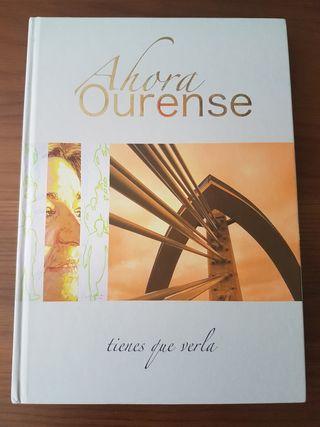 Libro Ahora Ourense