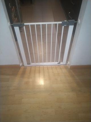 valla de seguridad
