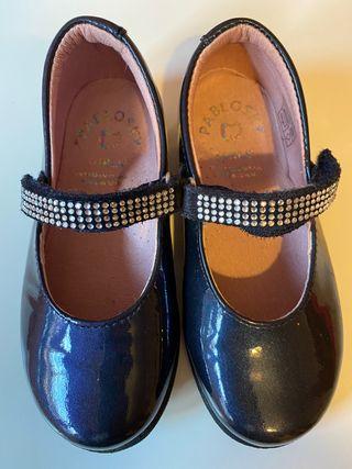 Zapatos de ceremonia Pablosky , sin estrenar.
