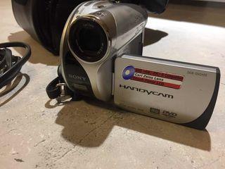Handycam Sony DCR DVD-105