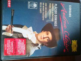 vendo DVD de ópera, zarzuela etc....