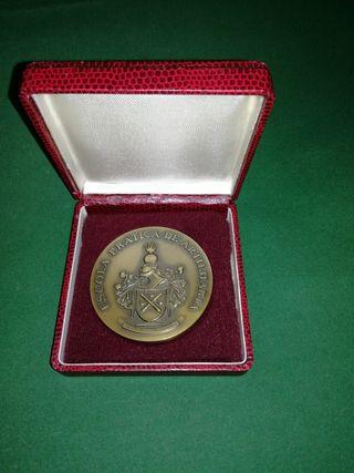 Medalla de bronce de la escuela práctica de artill