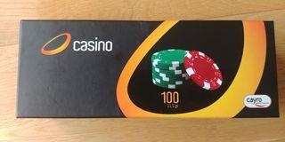Fichas de Póker Casino Cayro