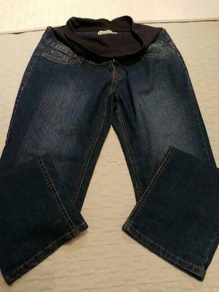 pantalon y leggin premama talla l