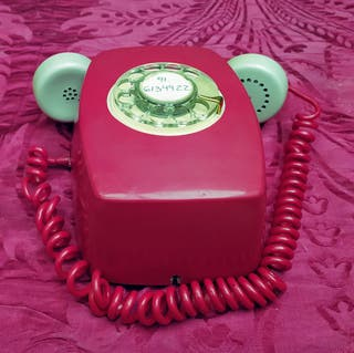 telefono pared
