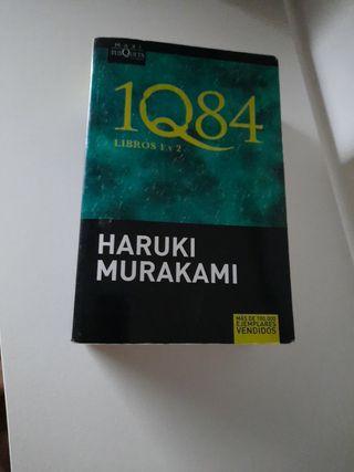 1Q84. Haruki Murakami