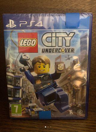 Lego City Undercover PS4 Precintado