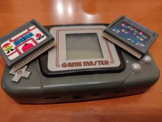 Game Master + 2 juegos