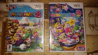 pack mario party wii