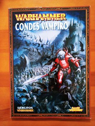 Warhammer Condes vampiro