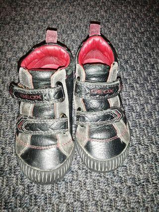 zapatos niño nu 24