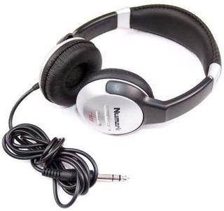 Numark HF125 - Auriculares de DJ Profesionales Ult