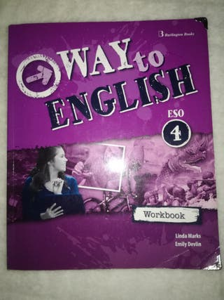 WAY TO ENGLISH 4° ESO Workbook