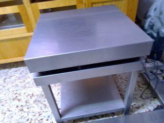 Bascula Mobba con mesa y visor (A-61)