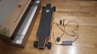 monopatin skate longboard electrico magneto