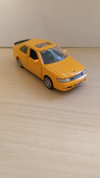 Saab 93 coche a escala 1:43