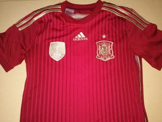 Equipación de la Selección Española. TALLA 13-14