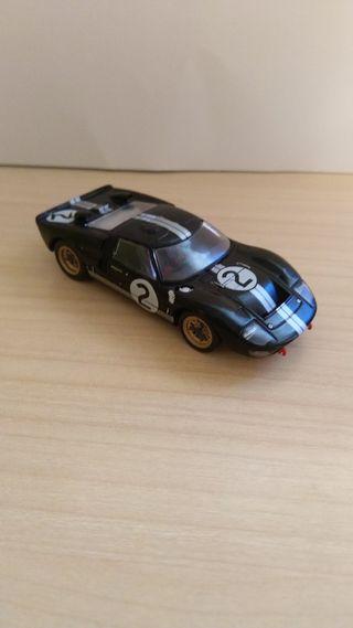Ford GT MKII coche a escala 1:43