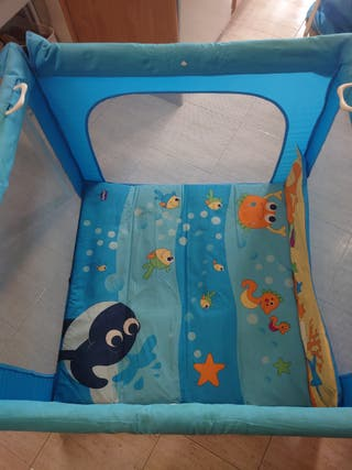PARQUE INFANTIL CHICCO OPEN SEA AZUL