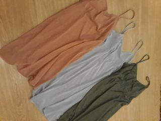 Combinación de vestidos