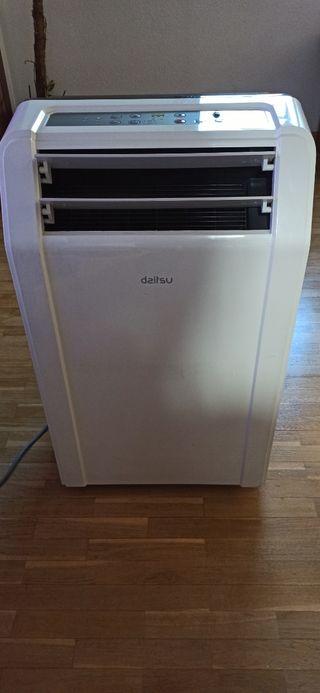 Aire acondicionado portátil DAITSU 3000 frigorías